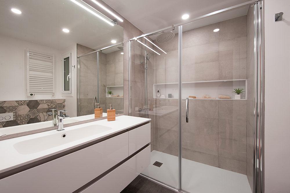 Servicios de reforma de baños Valencia