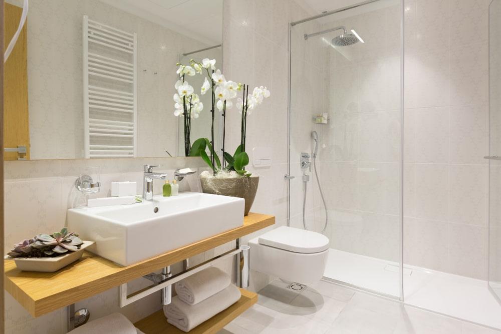 Servicios de reforma de baños en Valencia